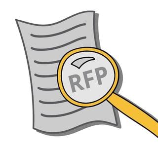 RFP, benefits technology RFP