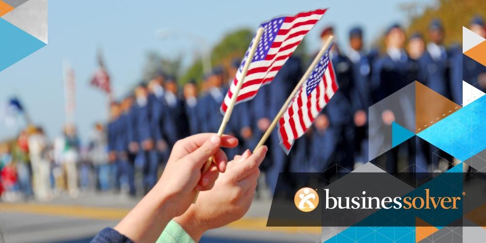 Veterans Day Blog Image